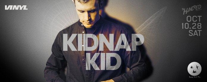 Halloween Kidnap Kid Vinyl Denver