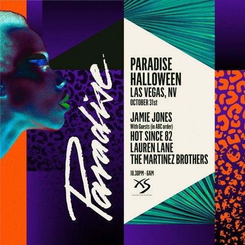 Paradise Halloween