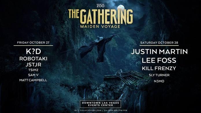 The Gathering Maiden Voyage 2017