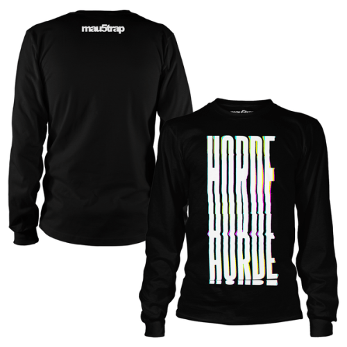 mau5trap horde loading error long sleeve