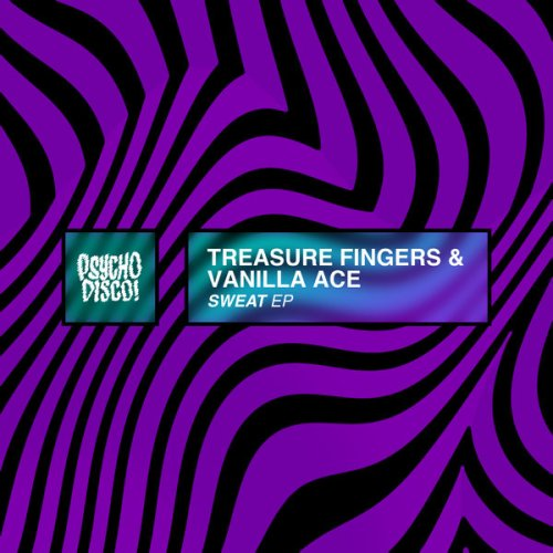 Treasure Fingers & Vanilla Ace - Sweat EP