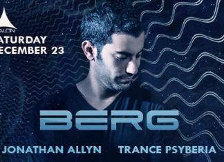 Berg and Trance Psyberia @ Avalon Hollywood