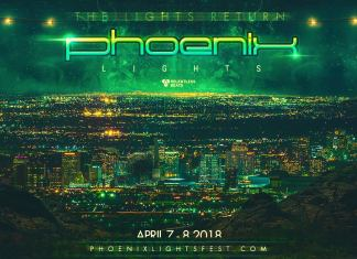 Phoenix Lights 2018 Dates