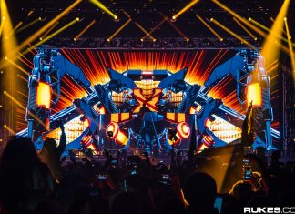 Excision The Paradox Tour 2018