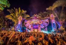 Envision Festival 2017 Luna Stage