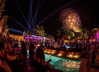 Omnia Los Cabos Opening Weekend