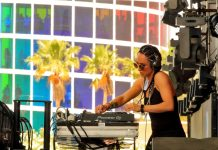 Hannah Wants at Coachella 2018