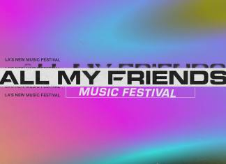 Destructo AMFAMFAMF Presents All My Friends Music Festival 2018