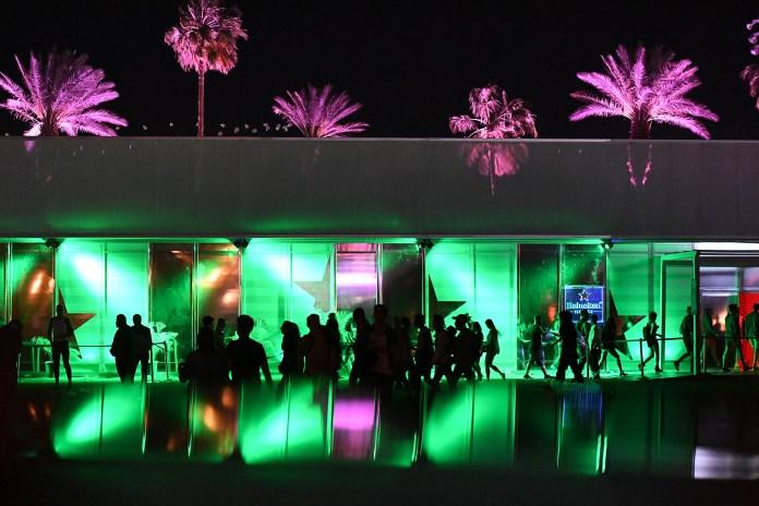 Coachella Heineken House