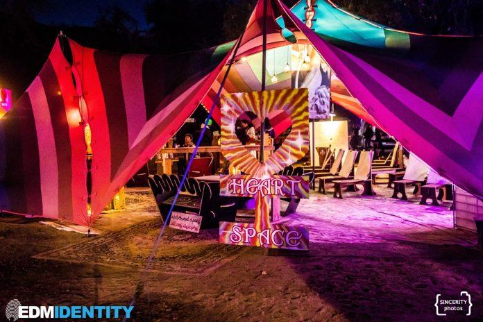 Desert Hearts Festival 2018 Heart Space