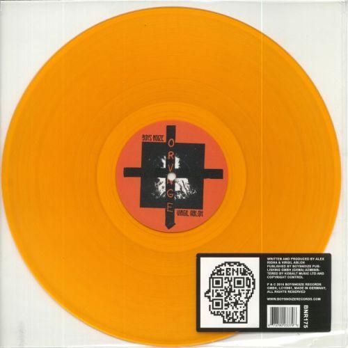 Boys Noize & Virgil Abloh-ORVNGE EP-Cover