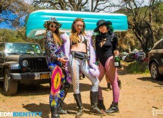 Desert Hearts Festival 2018 Girls