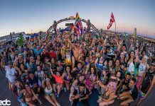 EDC Las Vegas 2018 Group Photo