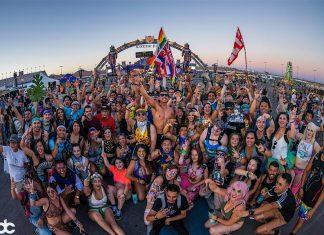 EDC Las Vegas 2018 Group Photo
