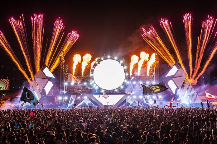 EDC Las Vegas 2018 bassPOD