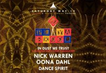 Playa Skool Fundraiser Nick Warren Avalon Hollywood