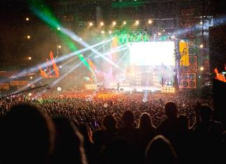 Sasquatch Music Festival 2017