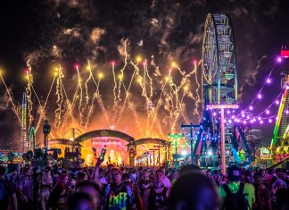 EDC Las Vegas 2018