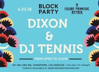 Future Primitive Block Party