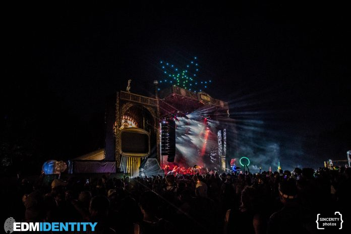 Electric Forest Weekend 2 The String Cheese Incident