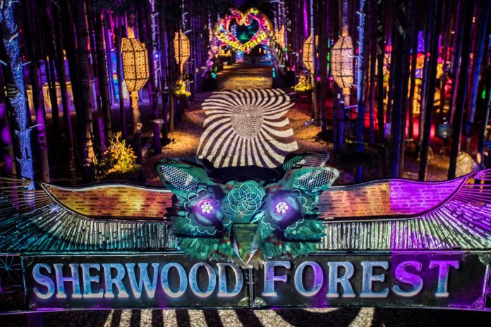 EF 18 Sherwood Forest