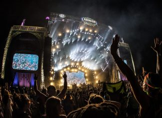 Electric Forest 2018 First Weekend Ranch Arena Stage