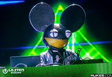 deadmau5 at Ultra Europe