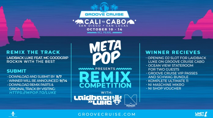 Groove Cruise Cabo