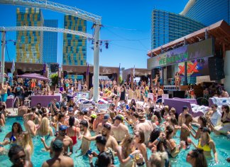 Marquee Las Vegas Dayclub