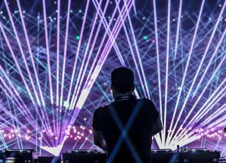 Laserface Gareth Emery