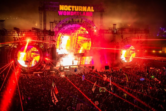 Nocturnal Wonderland 2018 Day 2