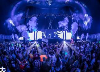 EDC Orlando 2017 neonGARDEN