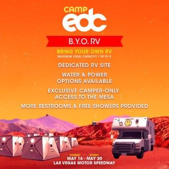 Camp EDC 2019 RV