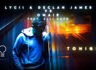 Lycii & Declan James vs. OMAIR feat. Elli Koen - Tonight