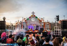 Day of the Dead 2018 Rybo b2b Lubelski