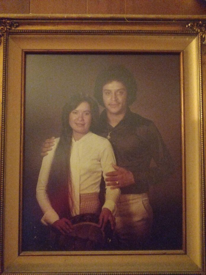 Nemesio Alcazar Jr. Parents