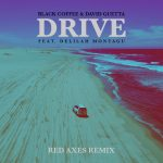Black Coffee & David Guetta - Drive (feat. Delilah Montagu) (Red Axes Remix)