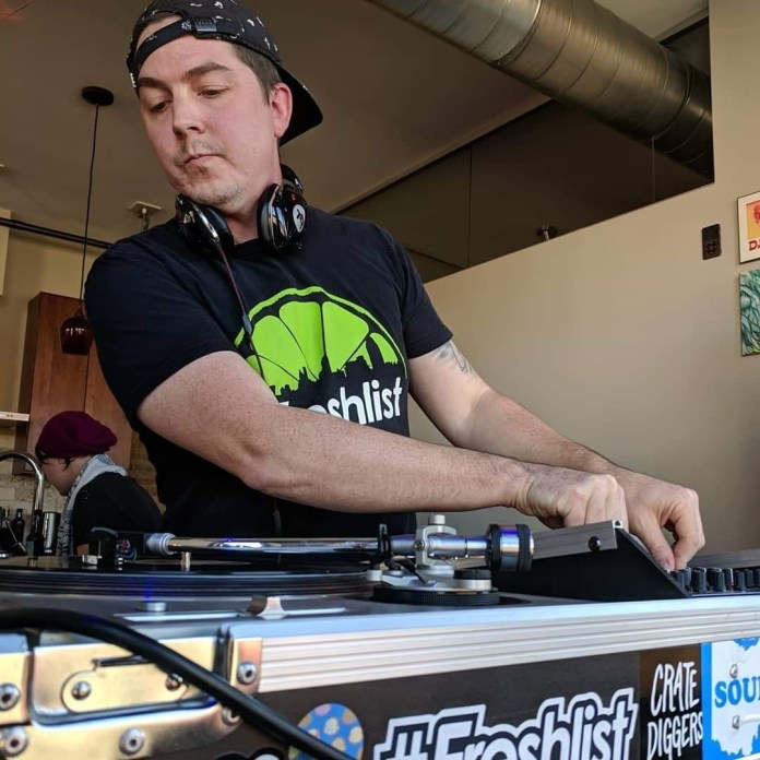 DJ Tom Reed