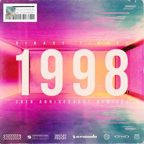 Binary Finary 1998 20th Anniversary Remixes