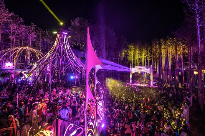 Electric Forest - Observatory Stage