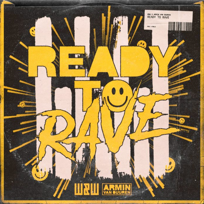 RVC003-W&W & Armin van Buuren - Ready to Rave
