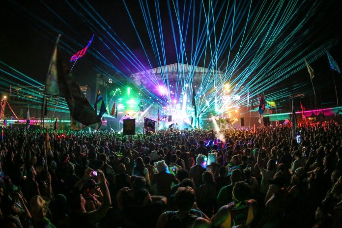 Main Stage at IMF