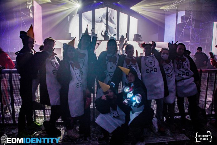 Decadence AZ 2018 Electric Polar Bears