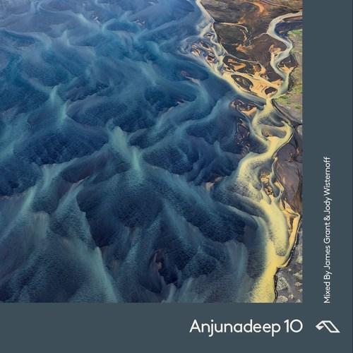 Anjunadeep 10 Cover Art