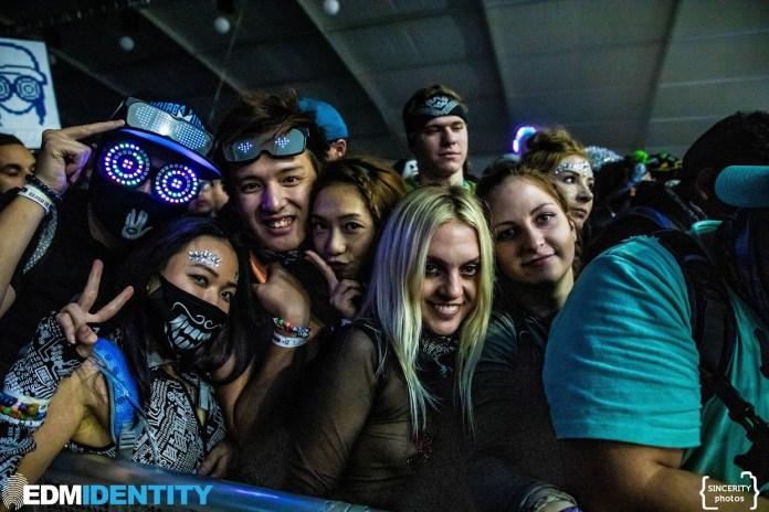 Crowd Decadence AZ 2018