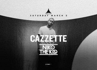 Cazzette and Niko the Kid Avalon Hollywood