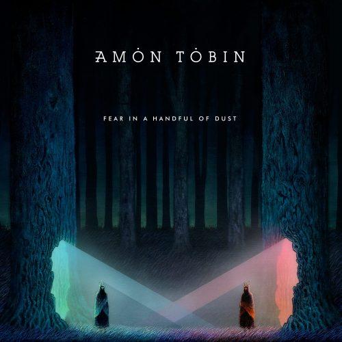 Amon Tobin - Fear in a Handful of Dust Cover