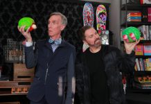 Pasquale Rotella and Bill Nye Kinetic Energy EDC Las Vegas 2019