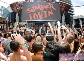 Kaskade Summer Lovin Marquee Las Vegas 2013