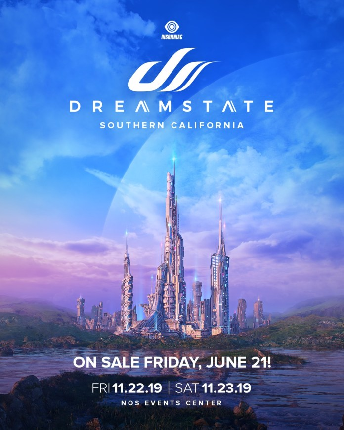 Dreamstate SoCal 2019 Dates
